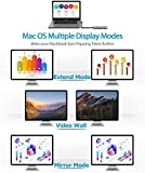 MacBook Pro Docking Station, 4K Triple Display