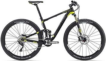 GiANT Anthem X 29er Mountain Bike Negro/Amarillo (2016), Unisex ...