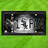 WHITE SOX MLB CLOCK - BY TAGZ SPORTS