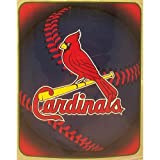 St. Louis Cardinals Fleece Throw
