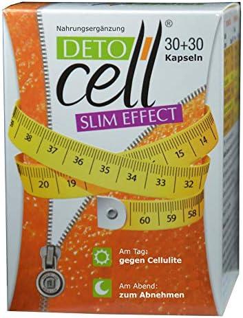 Fettstoffwechsel, Hautdurchblutung erhöhen, Cellulite reduzieren, Abnehmen, 7 Aktivstoffe: u. a. Tran, Borretschöl, indischer Wassernabel (Gotu Kola), Weintraubenkerne, Capsaicin, 60 Kapseln