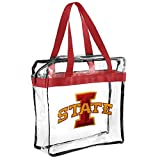 FOCO Iowa State Clear Messenger Bag