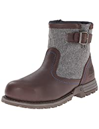 Caterpillar Jace St/Mulch Botas industriales para Mujer