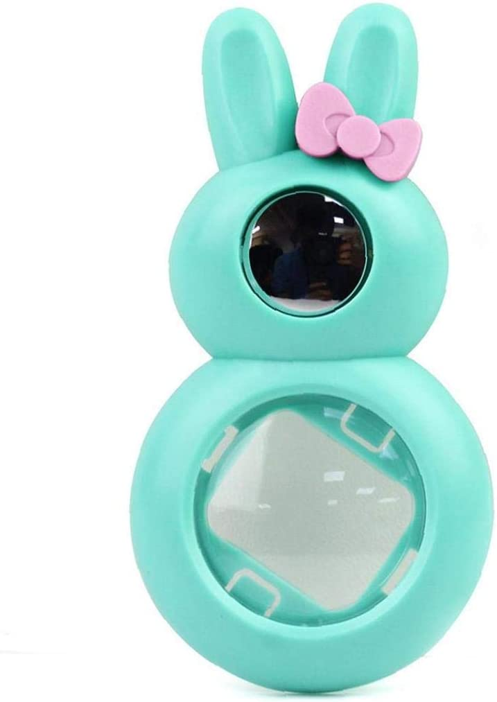 JRXyDfxn 1 Piece Close-Up Lens Mini7s//8//9 Rotary Self-Portrait Rabbit Mirror Instax Mini 9 Close Up Lens With Self-Portrait Mirror For Camera Instax Light Blue