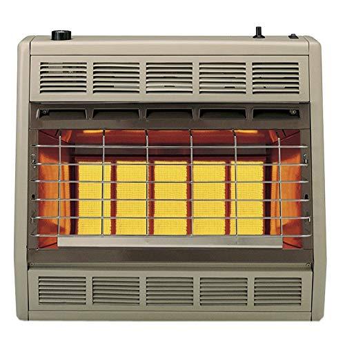 Empire Infrared Heater Liquid Propane 30000 BTU, Thermostatic Control by Empire Comfort Systems