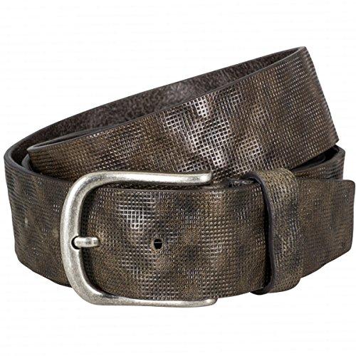 The Art of Belt - Cinturón - para hombre marrón marrón oscuro 110 El  servicio durable 091163c889b5