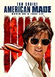 American Made DVD 2017 Action, Comedy, Crime