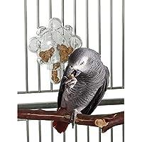 Food Tumbler Bird Toy (17.5 X 14 X 11cm)