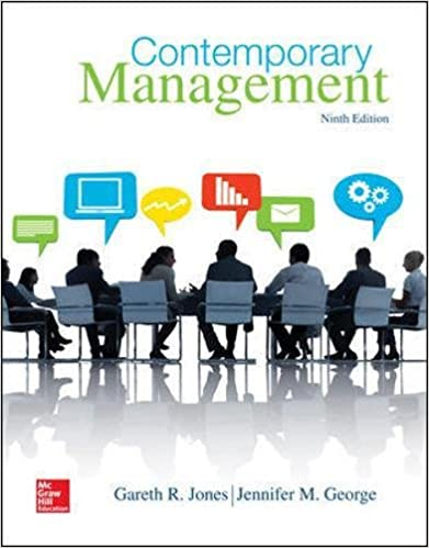 Contemporary Management 7th Edition Pdf