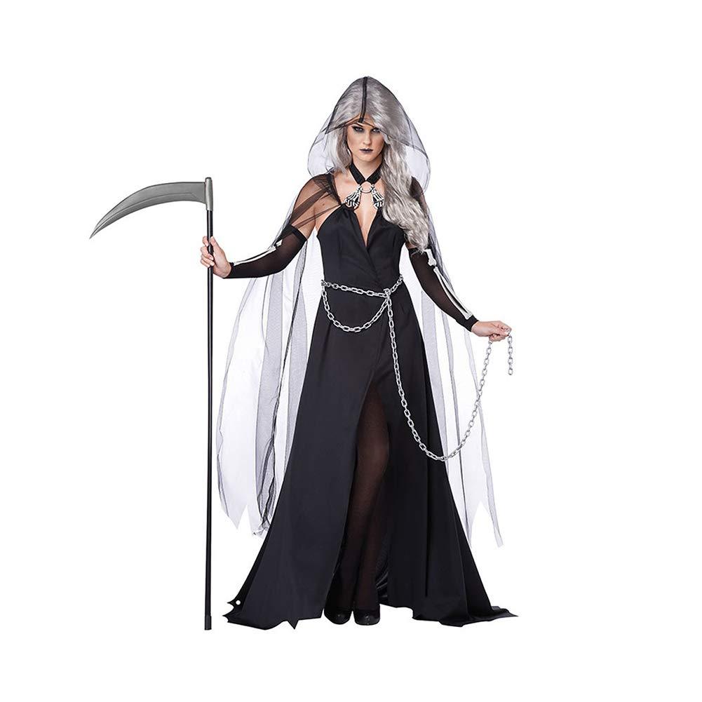 Amazon.com: Yaxuan Halloween Witch Costumes Vampire Female ...