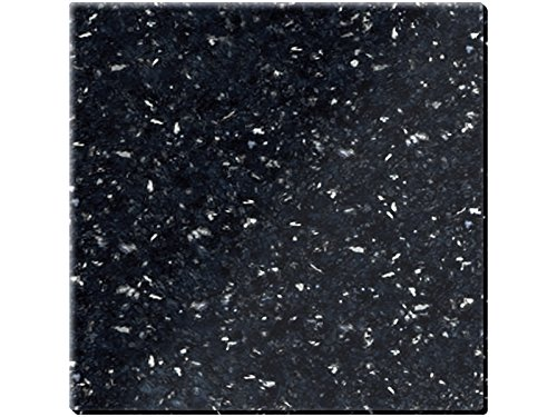 - Naturals Set Of 4 Black Granite Coasters By Creative Tops, 10 x 10cm (4