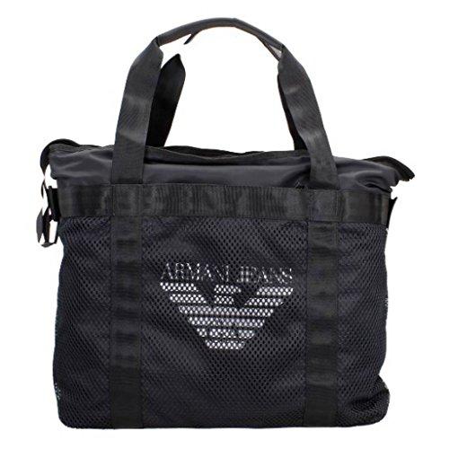 para Armani de Y Hombro Marca Hombre Negro Hombro y Shoppers Negro Hombre Jeans 932095 De Jeans Armani Modelo Bolsos Bolsos Color Nero Shoppers para OwxqTCn