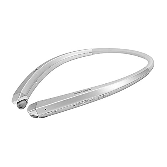 7f3e4623140 LG HBS-910.ACUSSVI Tone Infinim Bluetooth Stereo Headset - Retail Packaging  - Silver