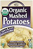 Edward & Sons Organic Mashed Potatoes-Roasted Garlic-3.5 oz by Edward & Sons