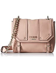 GUESS Rikki Crossbody Flap, Blush