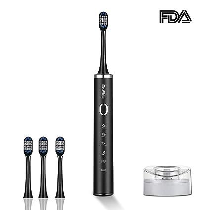 Amazon.com: Mr. White - Cepillo de dientes eléctrico (5 ...