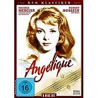 Angelique - Die Komplette Filmreihe [5 Disc Set]