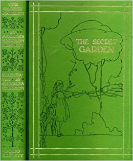 The Secret Garden  Folio Society Collectors Book: Burnett Frances Hodgson:  Amazon.com: Books