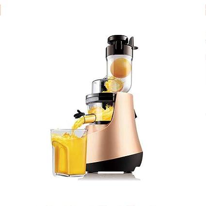 GG-Juicer Exprimidor Máquina de zumos de Gran diámetro Hogar Máquina de zumos multifunción Comercial