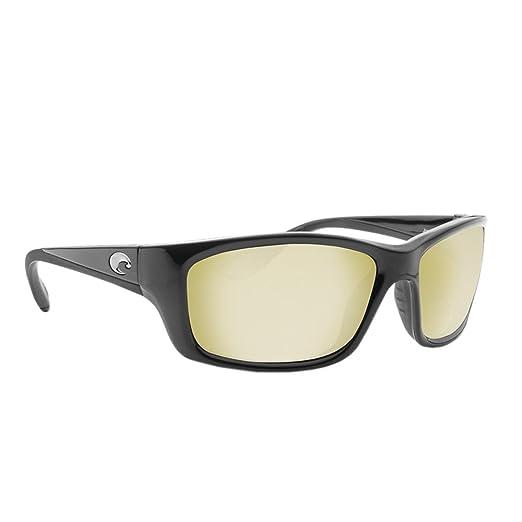 cfe4341b88f6d Costa Del Mar Jose Sunglasses Blackout Sunrise Silver Mirror 580Glass