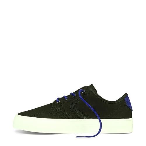 ZXD Nautilus - Zapatillas Skate de Cordones Negros con Detalles en Color. Niños y Adultos Unisex Personalizable Talla 46 / 28cm: Amazon.es: Zapatos y ...