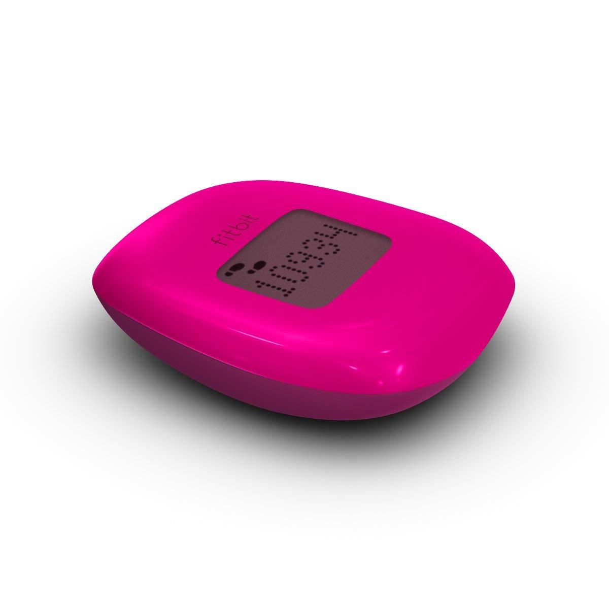 FitBit Zip Wireless Activity Tracker in Magenta (Renewed)