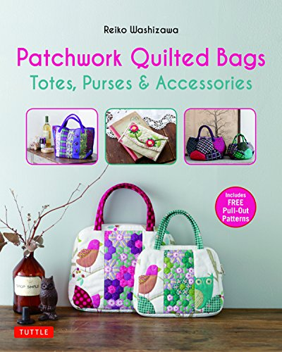 Quilted Handbag Patterns - 3