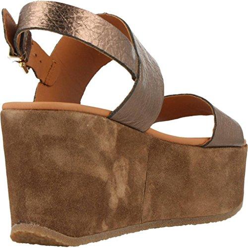Sandalias y chanclas para mujer, color Met�lico , marca ALPE, modelo Sandalias Y Chanclas Para Mujer ALPE 3423 R3 Met�lico Met�lico