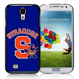 SevenArc NCAA Syracuse Orange Samsung Galaxy S4 I9500 Hard Cover Case 2014 Style