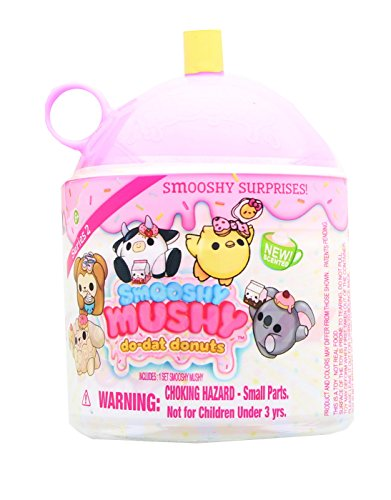 Price comparison product image Smooshy Mushy Pets Smooshy Surprise