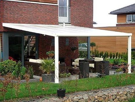 Aluminio prikker-überdachungen 300 cm x 250 cm Disponible en 3 ...