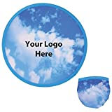Cloud Flexible Flyer - 150 Quantity - $1.70 Each - PROMOTIONAL PRODUCT / BULK / BRANDED with YOUR LOGO / CUSTOMIZED