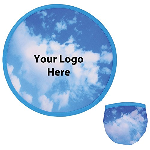 Cloud Flexible Flyer - 150 Quantity - $1.70 Each - PROMOTIONAL PRODUCT / BULK / BRANDED with YOUR LOGO / CUSTOMIZED by Sunrise Identity