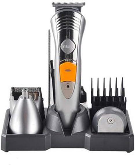 Hair clipper JFW-7 en 1 Recargable Recortador de Cabello eléctrico ...