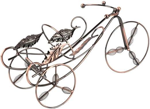 Mostrador de botella de vino for estante, diseño de bicicleta ...