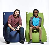 Yogibo Max 6-Foot Beanbag Chair, Bean Bag Couch