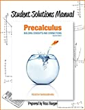 img - for Student Solutions Manual for Precalculus book / textbook / text book