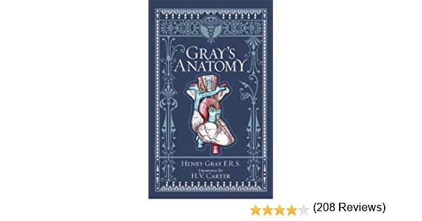 Grays Anatomy Coloring Book : Grays anatomy leatherbound classics classic