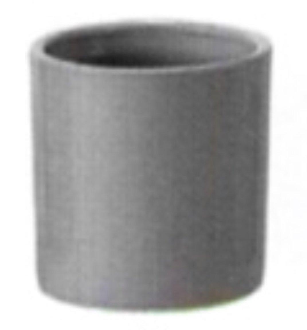アドミナ 鉢カバー 10号用39cm グレー【グランプリ G-1】 陶器 信楽焼き 穴なし おしゃれ B079YTGM2J 10号|グレー