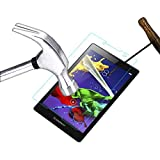 Acm Tempered Glass Screenguard For Lenovo Tab 2 A8 A8-50 A850 Tablet Screen Guard Scratch Protector