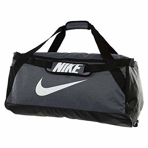 Nike Brasilia (Large) Training Duffel (Large, Flint