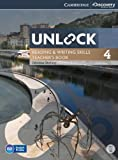 Unlock Level 4 Reading and Writing Skills Teacher's Book with DVD, Johanna Stirling, 1107614090