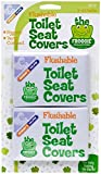 Mommy's Helper Flushable Toilet Seat Covers, White: more info