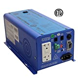 AIMS Power 600W Pure Sine Inverter Charger 12 - Best Reviews Guide