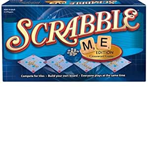 Scrabble Me by Winning Moves