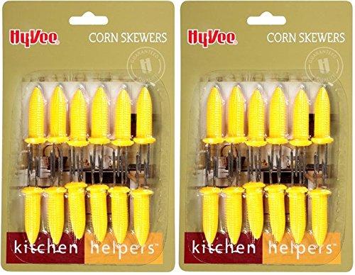 24-corn-on-the-cob-holdersskewersprongs-by-hyvee-corn-holders-cookout