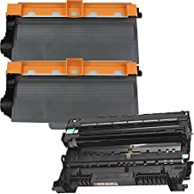 3 Pack The Red P ® Compatible Toner Cartridge & Drum Unit Replacement for TN-750 & DR-720 TN750 TN-720 High Yield for Brother DCP-8110DN 8150DN 8155DN / HL-5440D 5450DN 5470DW 5470DWT 6180DW 6180DWT / MFC-8510DN 8710DW 8810DW 8910DW 8950DW Printers