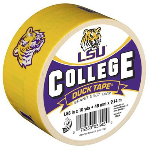 Duck 240863 Louisiana University 1 88 Inch