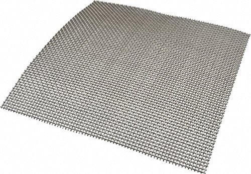 52430691 Import - 16 Gage, 0.063 Inch Wire Diameter, 6 x 6 Mesh per Linear Inch, Stainless Steel, Wire Cloth