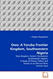 Owo, J. Oladipo Olugbadehan, 3639289293